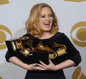 Adele bat tous les records dans le Guinness 2013