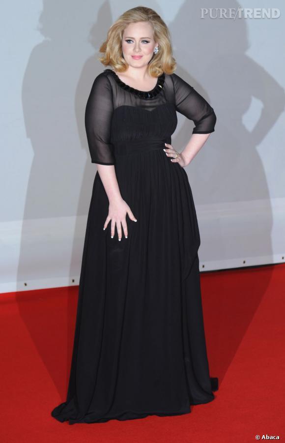Adele, future maman et star du Guinness des records...