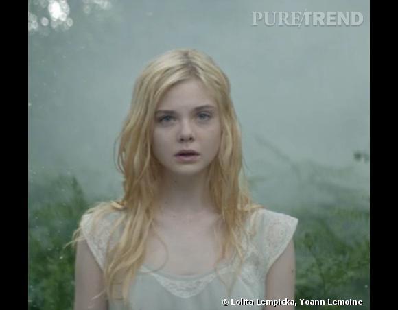 Découvrez la nouvelle campagne Lolita Lempicka pour Le Premier Parfum, avec Elle Fanning.