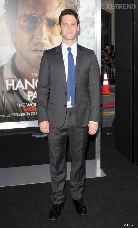 """Justin Bartha joue dans la série """"The New Normal"""" un gay qui veut absolument fonder une famille... à la recherche d'une mère porteuse !"""