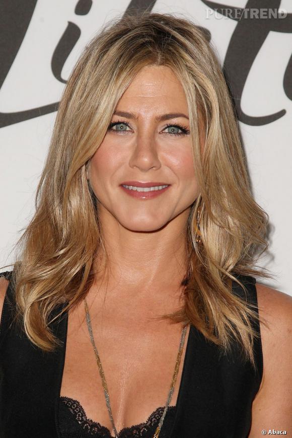 Les marques beauté préférées de Jennifer Aniston : Caudalie et Dr Hauschka