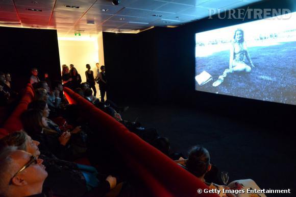Catherine Deneuve vue par Loïc Prigent, un film diffusé pendant la soirée.