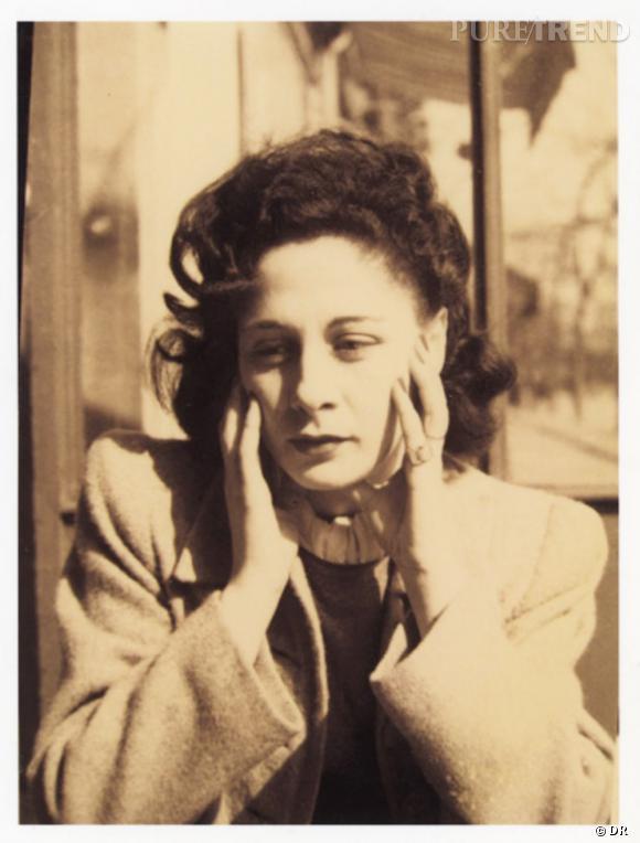 """Exposition """"Chloé Attitudes""""    Gaby Aghion vers 1945 par Raymond Aghion"""