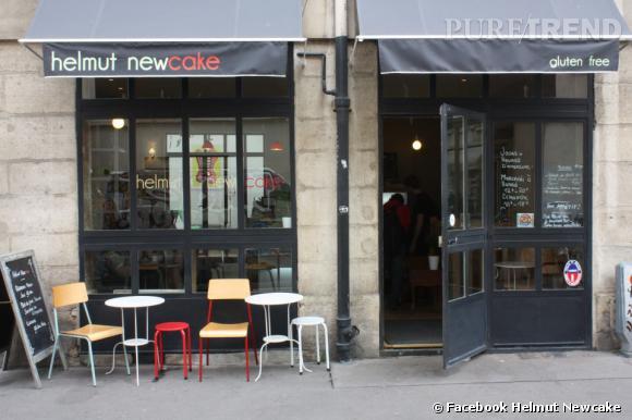Le boom des adresses sans gluten  Helmut Newcake, 36, rue Bichat - 75010 Paris