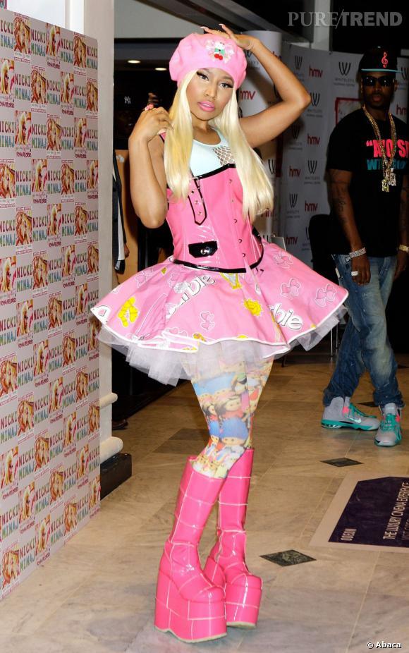 Nicki Minaj, future star de la télé-réalité ?