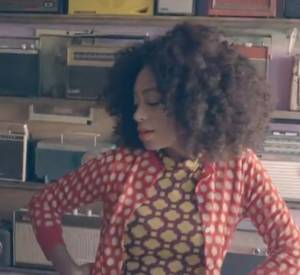 "Le nouveau clip de Solange Knowles ""Losing You""."