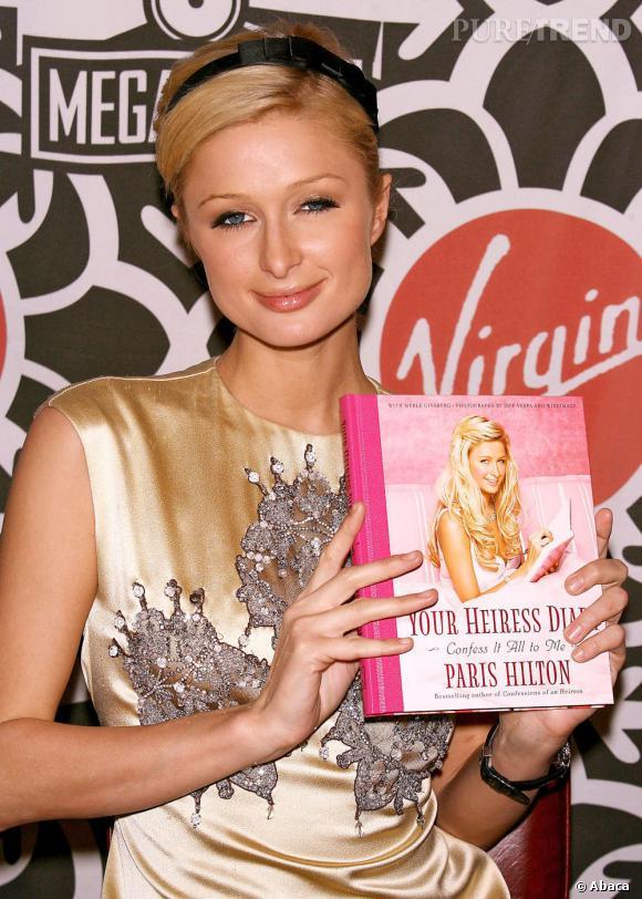 Le faux nom de Paris Hilton : Tinkerbell. C'est également le nom de son chien.