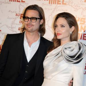 Les faux noms de Brad Pitt et Angelina Jolie : Bruce et Jasmine Pilaf. Oui, comme le riz.