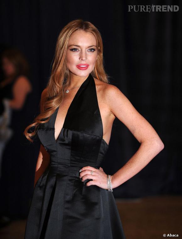 Le faux nom de Lindsay Lohan : Bella Lovalace.