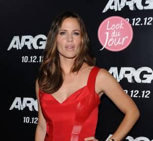 Jennifer Garner : épouse sexy et robe divine pour la première de ''Argo''