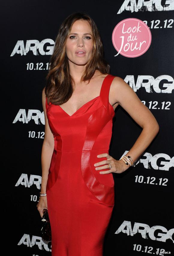 """Jennifer Garner à la première du film de Ben Affleck """"Argo"""" à Los Angeles."""