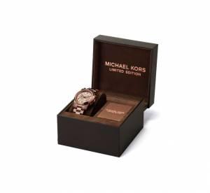 Michael Kors sort une montre hommage à Paris