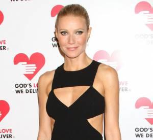 Gwyneth Paltrow vs le podium : la robe découpée Michael Kors