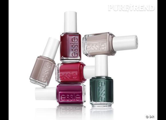 La collection Stylenomics d'Essie allie couleurs ultra-féminine, audacieuse et valeur sûre.