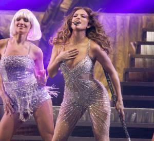 Jennifer Lopez, oops un sein ! L'italie s'en souvient encore