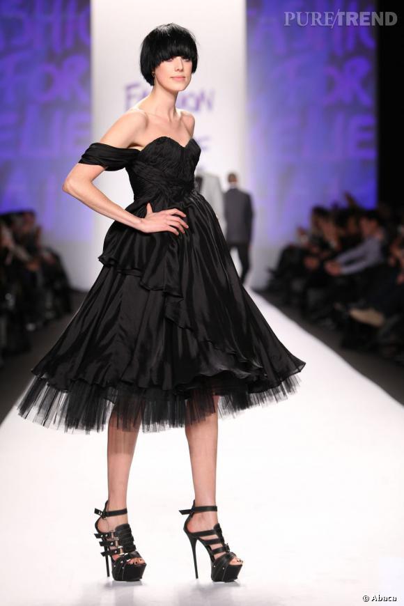 Avec son allure mystèrieuse, elle a su conquérir le monde de la mode.