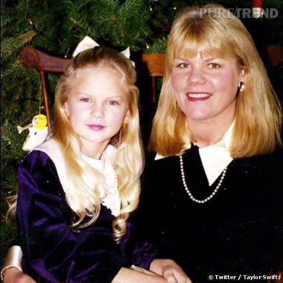 Enfant, Taylor Swift jouait déjà les poupées.