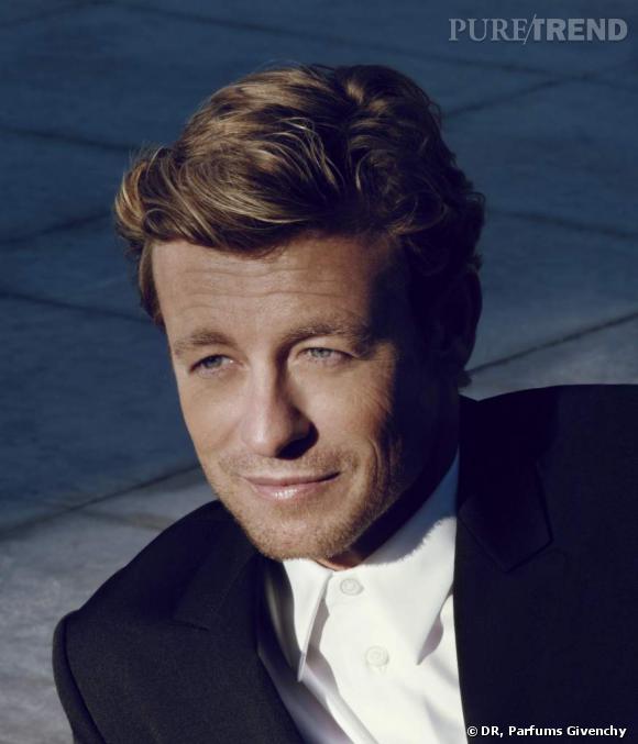 Simon Baker est le nouveau visage des Parfums Givenchy. La frangrance dont il est l'égérie devrait sortir au printemps 2013.