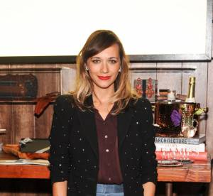 Rashida Jones, stylée en pyjama... A shopper !