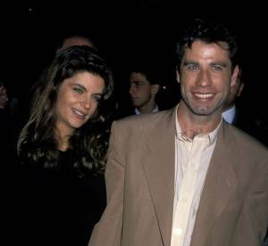 Kirstie Alley : ''John Travolta est le grand amour de ma vie''