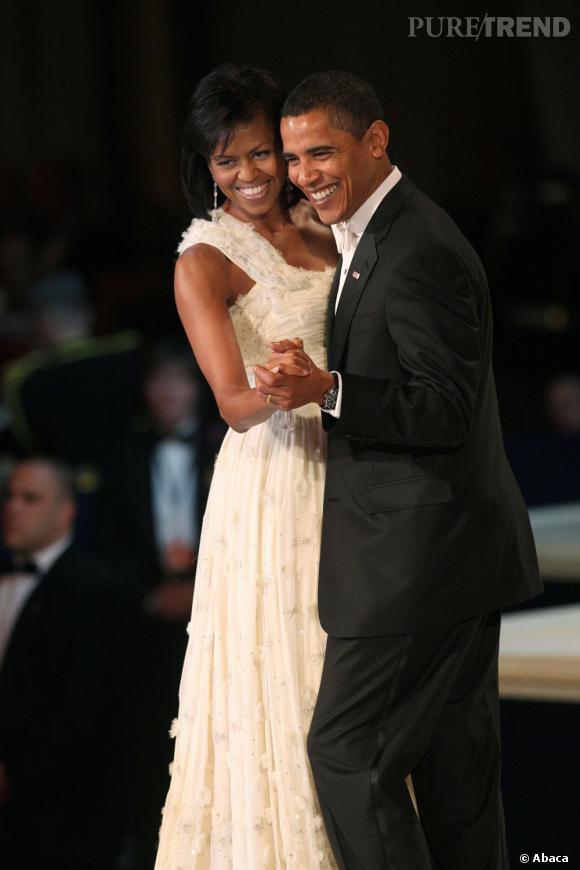 Michelle Obama : 4 ans de looks en 30 photos.