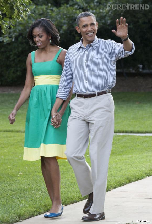 Michelle Obama, adorable babydoll.