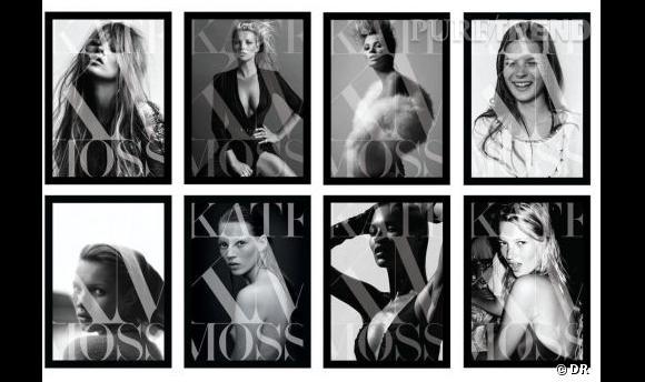 """Titre : """"Kate : The Kate Moss Book""""  E crit par Kate Moss et édité par Jess Hallett, Jefferson Hack et Fabien Baron Editeur : Editions Rizzoli Prix : 78 € chez colette"""