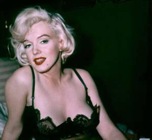 Marilyn Monroe au lit avec Chanel N.5