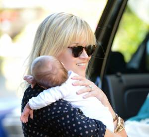 Reese Witherspoon : son bébé Tennessee, un petit ange