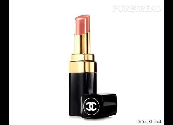 Rouge Coco Shine, Evasion, Collection Maquillage Croisière 2012 de Chanel, 29,50 €.