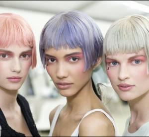 Le maquillage du défilé Chanel Croisière 2012 à Versailles