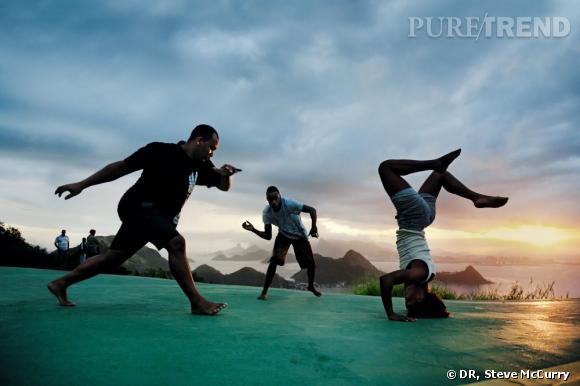 Le photographe Steve McCurry présente l'édition 2013 du calendrier Pirelli.