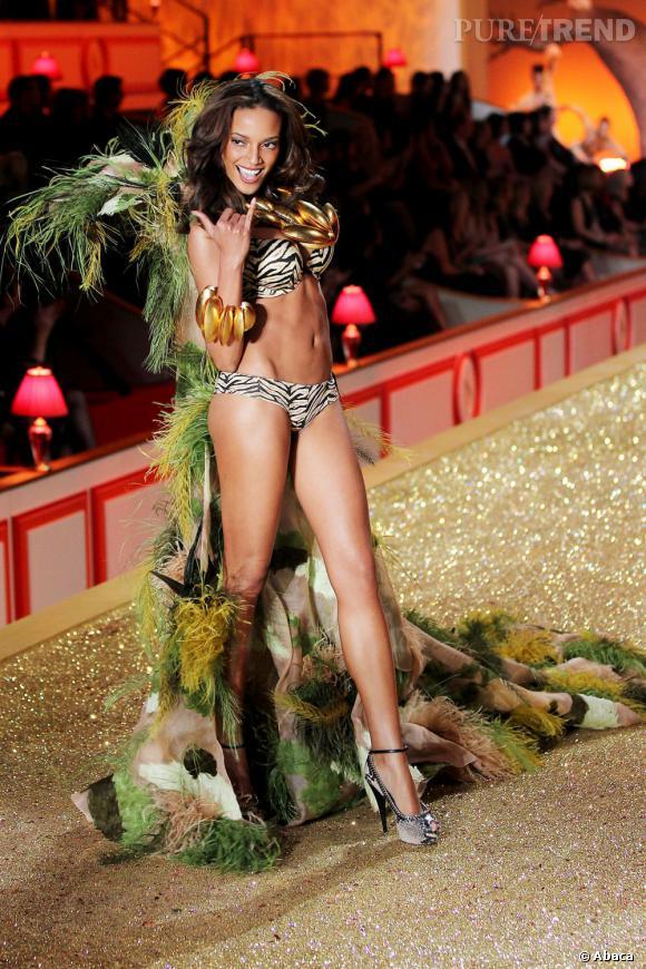 Selita Ebanks a décidé de se retirer des Anges Victoria's Secret...