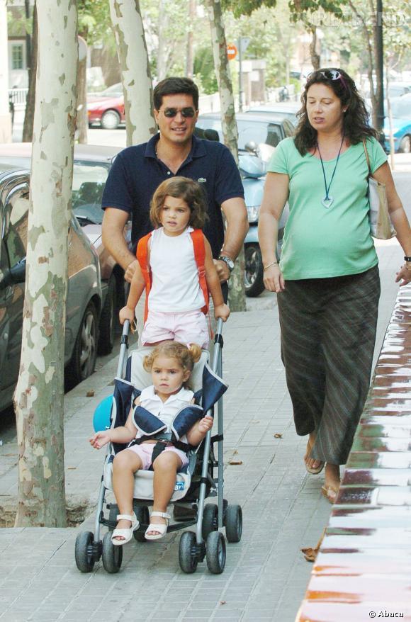 La Princesse Alexia de Grèce a eu quatre enfants : Arrietta, Ana María, Carlos et Amelia.