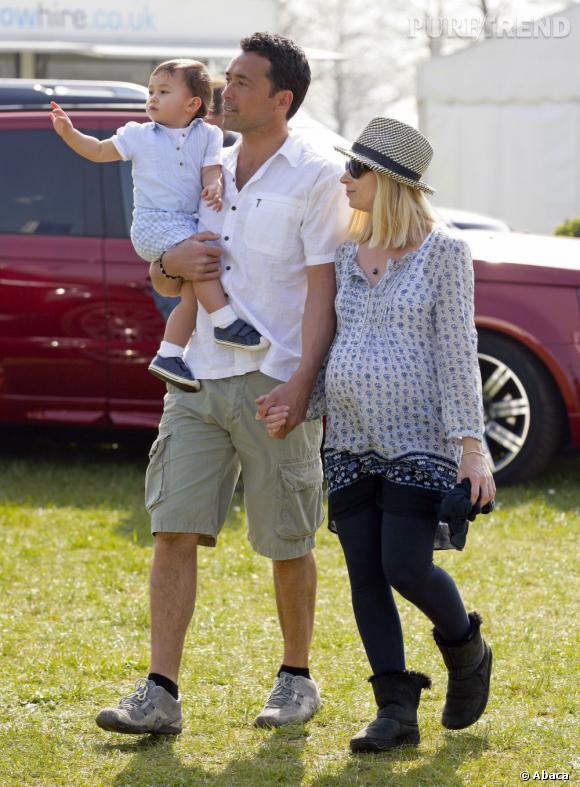 Lady Davina Lewis a deux enfants, Senna et Tāne Mahuta.