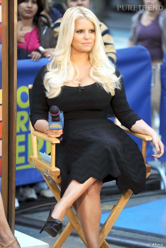 Jessica Simpson est-elle vraiment encore enceinte ? Voilà une mauvaise nouvelle pour Weight Watchers.