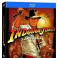 """Le film :  """"Indiana Jones"""", l'intégral en Blu-Ray.     Pour qui ?  Un cadeau parfait pour les fans de la quadrilogie, qui veulent re-découvrir des films légendaires dans une qualité imbattable. Le must ? 7 heures de bonus.     Le prix :  49.99 euros"""