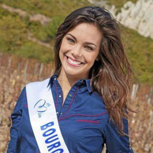 Marine Lorphelin, la miss France 2013.