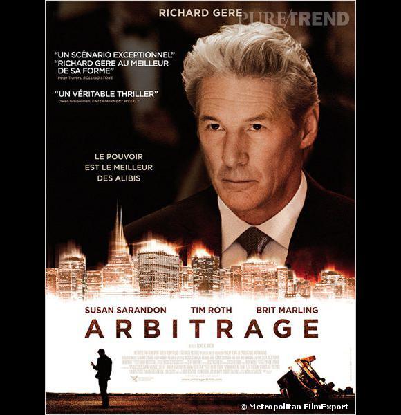 """""""Arbitrage"""", au cinéma le 12 décembre."""