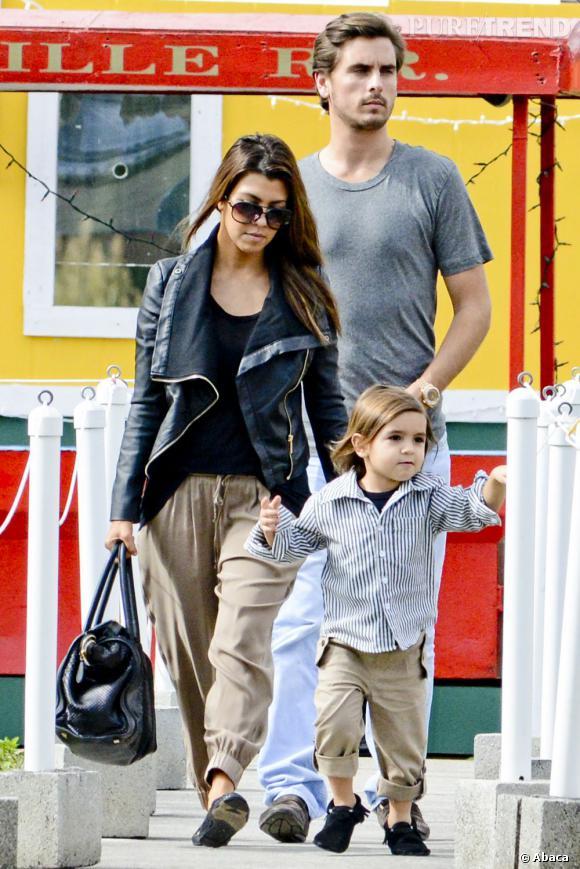 Kourtney Kardashian a (encore) refusé d'épouser Scott Disick.