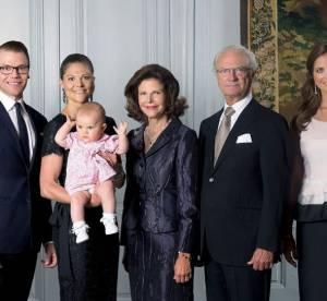 Princesse Victoria : meilleurs voeux de Suede !