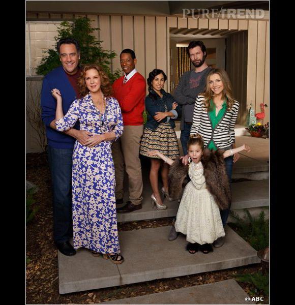 """How To Live With Your Parents (For The Rest of Your Life)"", avec Sarah Chalke : à partir du 3 avril."