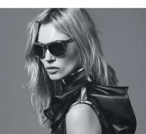 Kate Moss et MariaCarla Boscono posent pour Givenchy