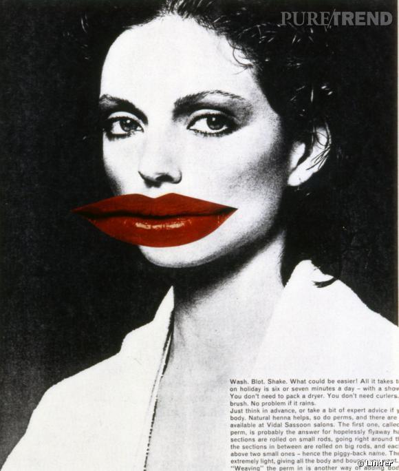 Linder, Sans titre, 1979. Collage sur papier.