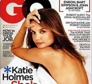 Katie Holmes : une des femmes les plus sexy du millenaire grace a un role topless
