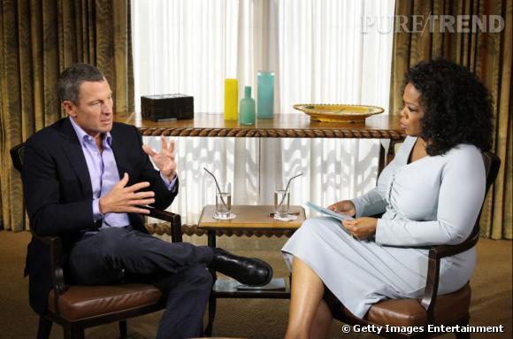Lance Armstrong fera ses confessions à Oprah Winfrey jeudi 17 janvier.
