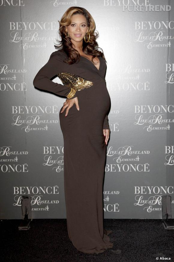 le top look de femme enceinte beyonc est magnifique. Black Bedroom Furniture Sets. Home Design Ideas