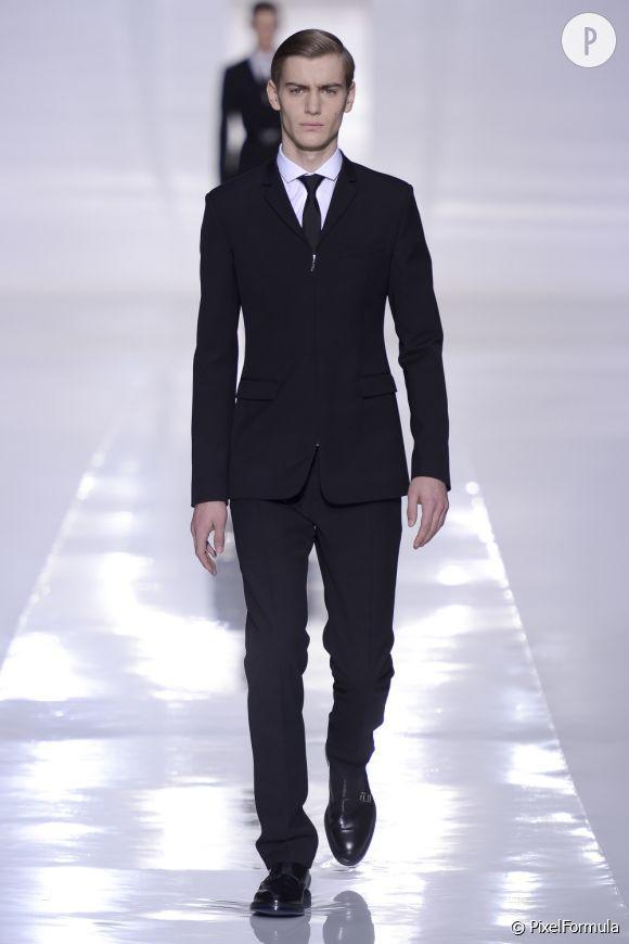 Défilé Dior HommeParis Automne-Hiver 2014