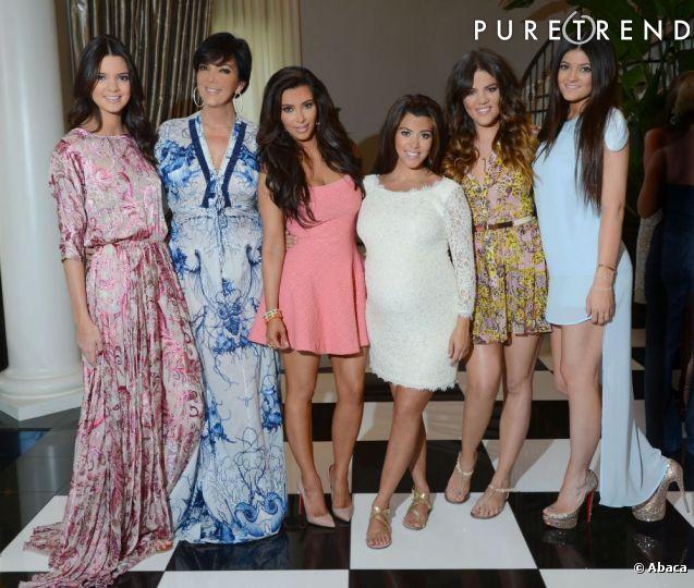 Kim kardashian sa famille victime d 39 une mauvaise blague for Maison de la famille kardashian