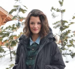 Charlotte Le Bon, preppy boyish sous la neige... A shopper !